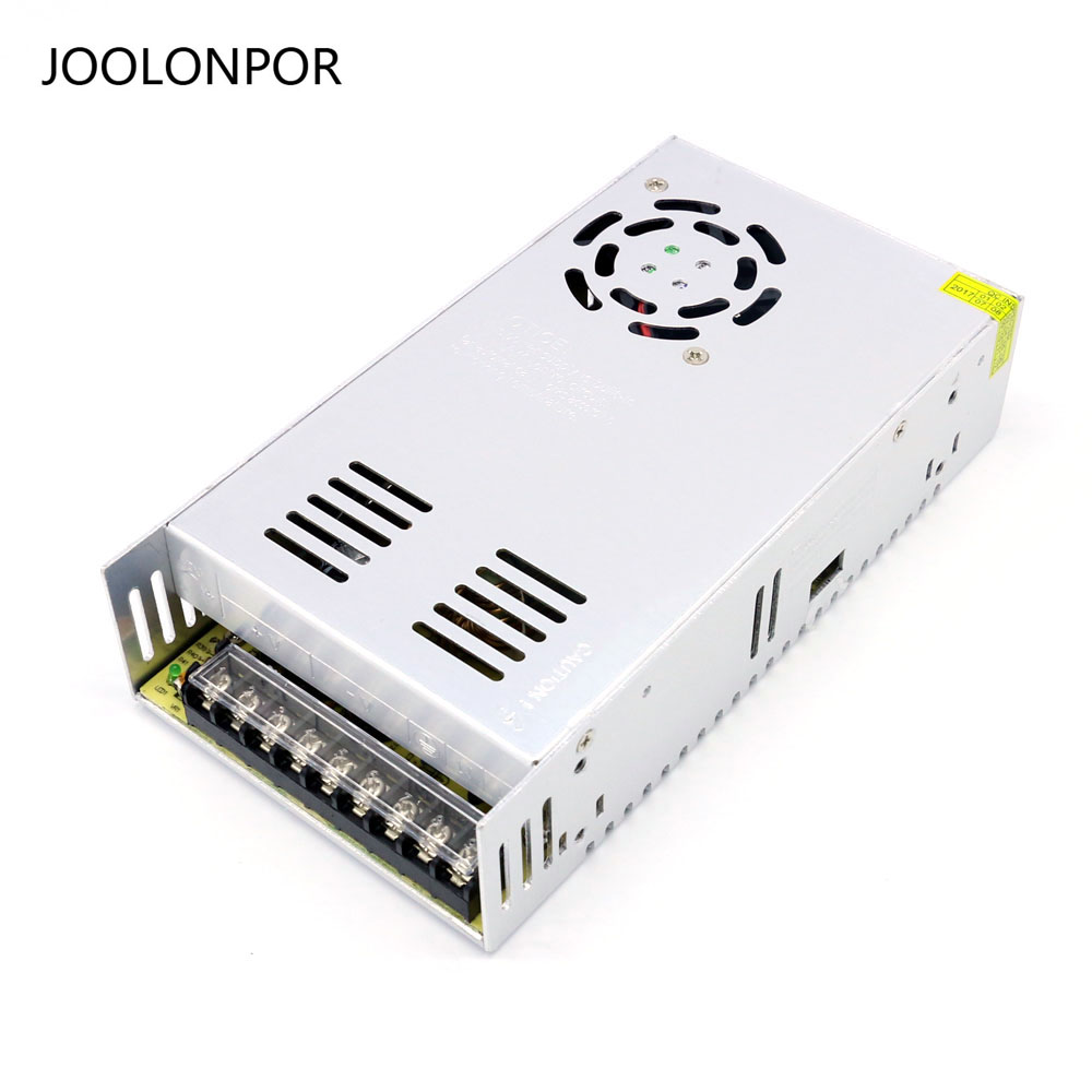 Factory Direct Sale Ac 110V 220V to Dc Voltage Regulator 12V 24V 360W Power Supply Box for Led Lights Made in ChinaFactory Direct Sale Ac 110V 220V to Dc Voltage Regulator 12V 24V 360W Power Supply Box for Led Lights Made in China