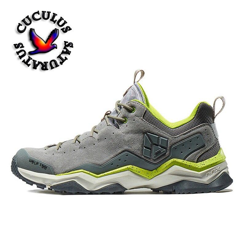 RAX 2018 Man Women's Brand Hiking Shoes,Climbing Outdoor Waterproof,River Trekking Shoes 63-5C371 2016 man women s brand hiking shoes climbing outdoor waterproof river trekking shoes