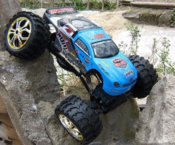 Extreme High Speed Remote Control Car Latest Design Fastest 5m S