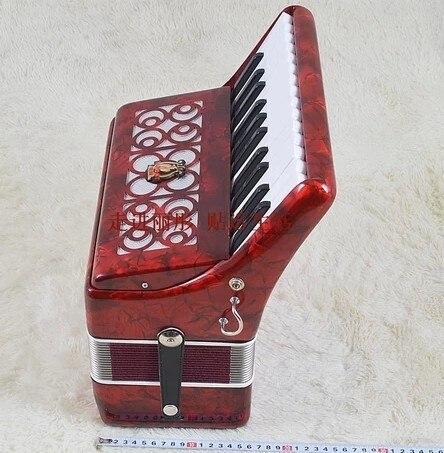 Sanfona Musical Instruments Muziekinstrumenten Sale Diatonic 25 Akordeon Accordeon Accordion Parrot Brand New 16 Bass 16b 16bs