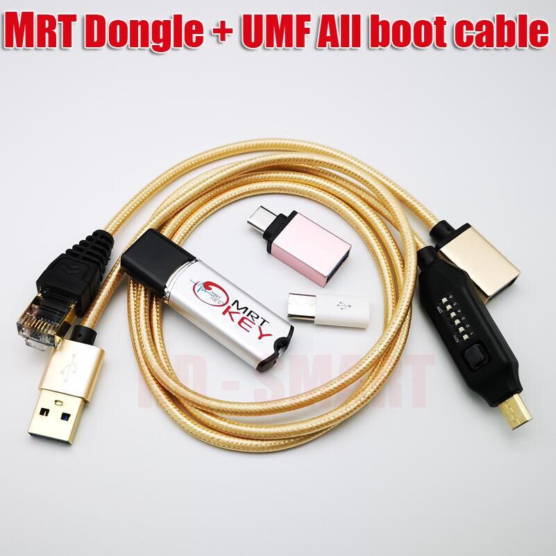 Dernier original MRT Dongle 2 mrt clé 2 déverrouiller compte Flyme ou supprimer mot de passe imei réparation BL déverrouiller entièrement activer la version - 2