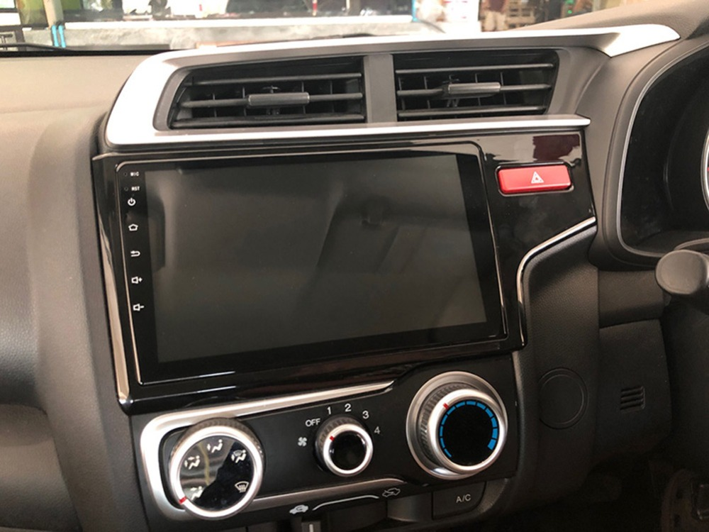 Super Slim Touch Screen Android 8 1 Radio Gps Navigation