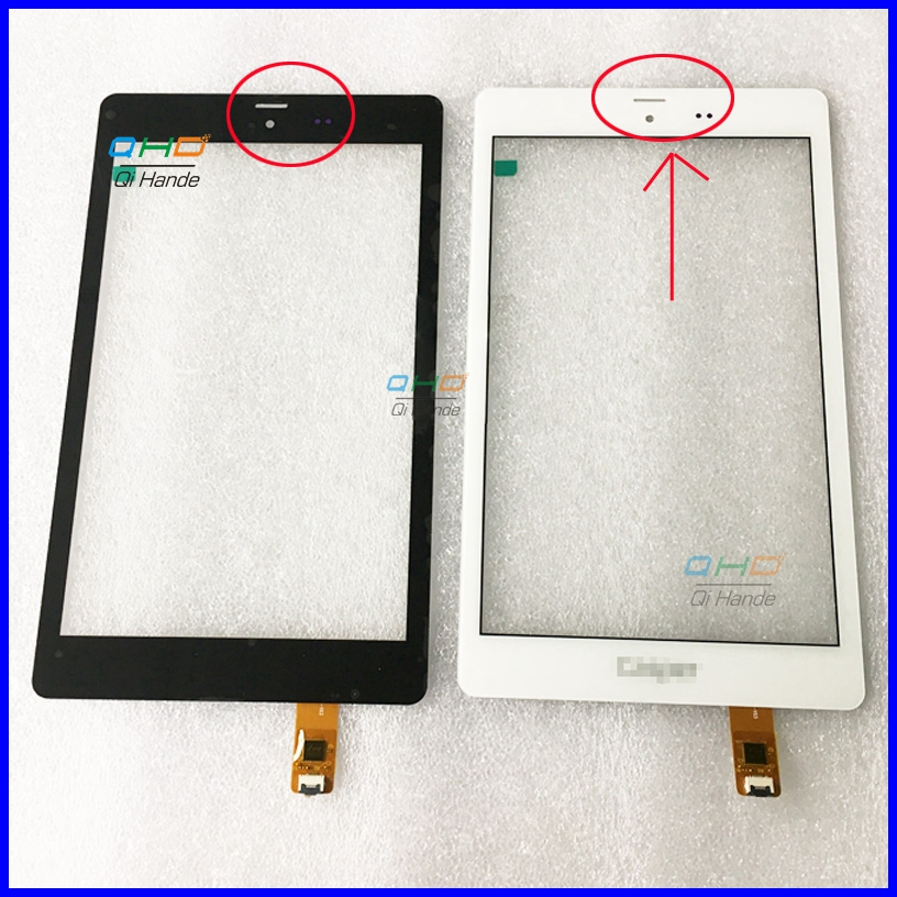 New 8 inch Touch Screen Digitizer Glass For teXet TM-8048 tablet PC Free shipping new 7 inch touch screen digitizer for for acer iconia tab a110 tablet pc free shipping