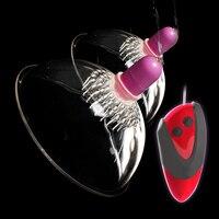 12 band Frequency Nipple vibrator Stimulators,Vibrating Massage Breast,Breast Health care Beauty Grow Bigger,Medical Themed Sex