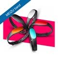 Meizu originais bong 2 s bandas pulseira inteligente pulseira monitor de freqüência cardíaca à prova d' água rastreador de fitness para meizu mx4 pro skype