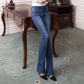 2016 New Retro ladies James Jeans waist slim waist hip slim trousers female trousers