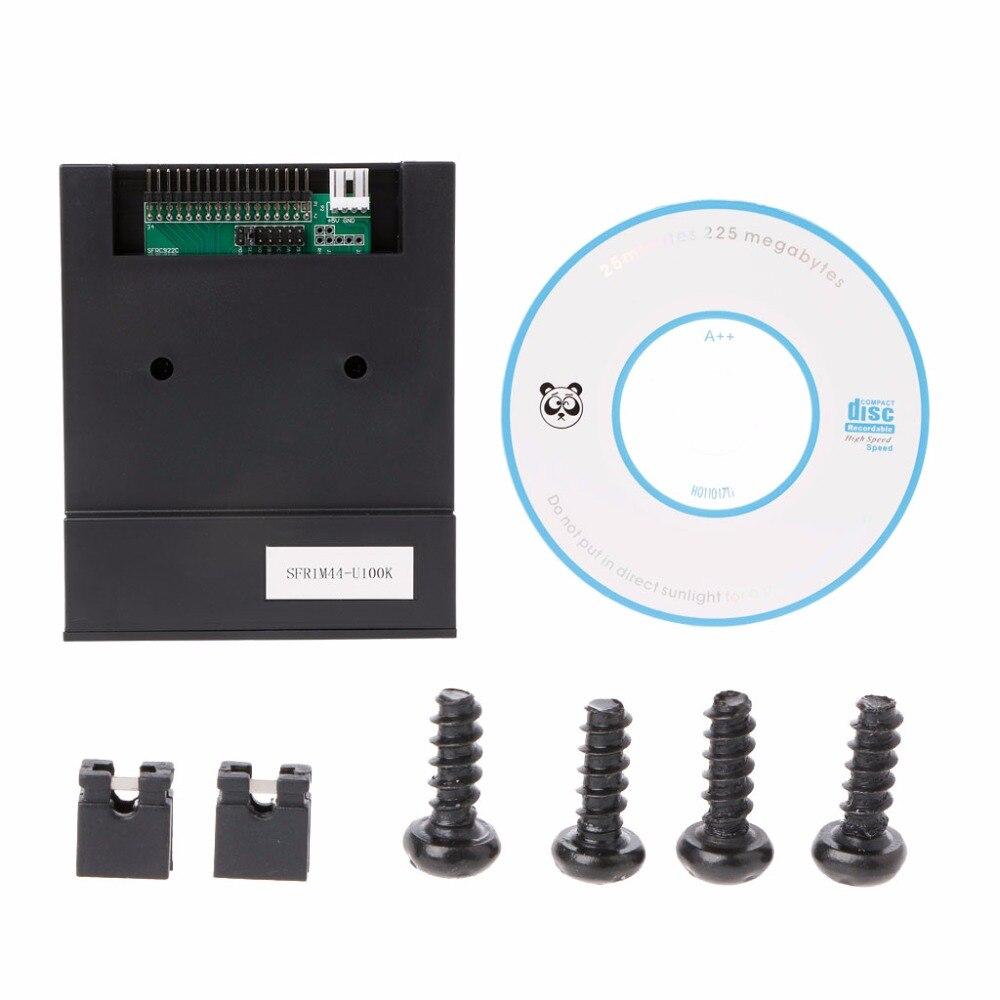 Высокое качество SFR1M44 U100K 3,5 Дисковод USB эмулятор с CD драйверами для музыкальных электронных Keyboad C26