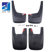 New Type Fender Flares Mud Guard Without Wheel Eyebrow For 2019 Dodge Ram 1500
