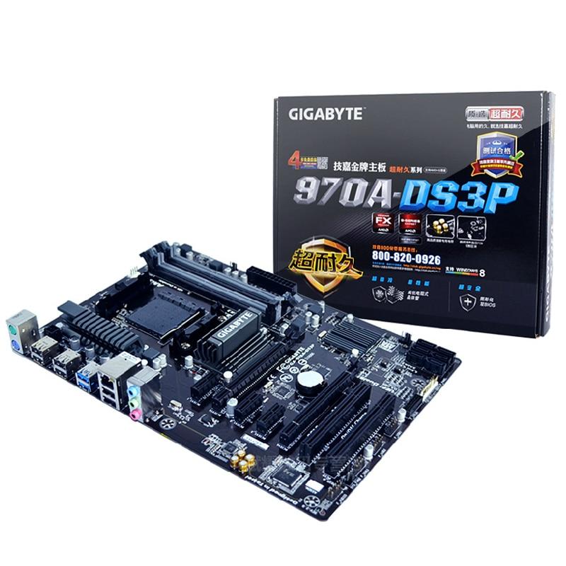 Gigabyte 970a Ds3p Am3  Am3  New Desktop Pc Computer
