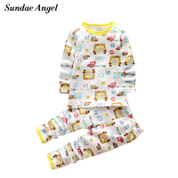 Sundae Angel Autumn Winter Baby Boy Girl Clothing sets Long Sleeve Top+pants suit Coat Children set newborn infant Outwear