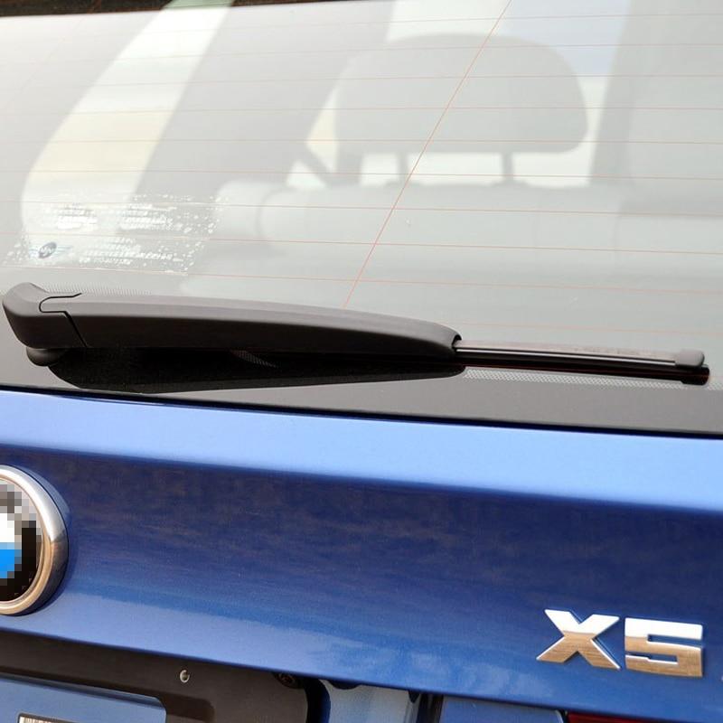 BMW X5 E70 5 Qapı SUV 38cm 2006-2013 QEEPEI Arxa silecek bıçağı - Avtomobil ehtiyat hissələri - Fotoqrafiya 6