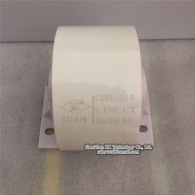 Резонансных высокочастотных конденсаторов MKP 0.47 МКФ 3000 В DC 70A 0.47 МКФ 2500 В AC