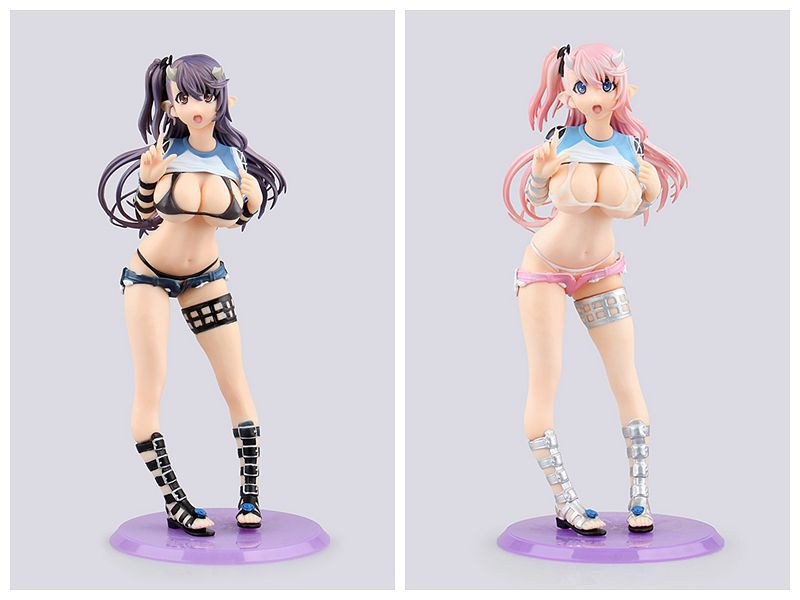 The Seven Deadly Sins Leviathan Sexy Naked Big Breast Bikini Swimsuit Girls Anime Action Figures 22cm PVC Adult Toys Brinquedos недорого