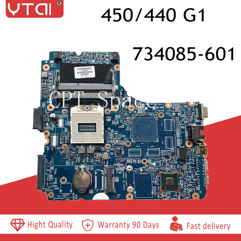 734085-601 for hp ProBook 450-G1 Notebook for HP 450 440 G1 motherboard 734085-001 48.4YW04.011 48.4YW05.011 Tested734085-601 for hp ProBook 450-G1 Notebook for HP 450 440 G1 motherboard 734085-001 48.4YW04.011 48.4YW05.011 Tested
