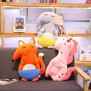 55cm Unicorn Plush Toy Cushion