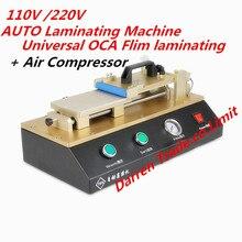 1 шт. универсальная Авто OCA Пленка для ламинирования машина поляризующая пленка защитная пленка ламинатор+ воздушный компрессор