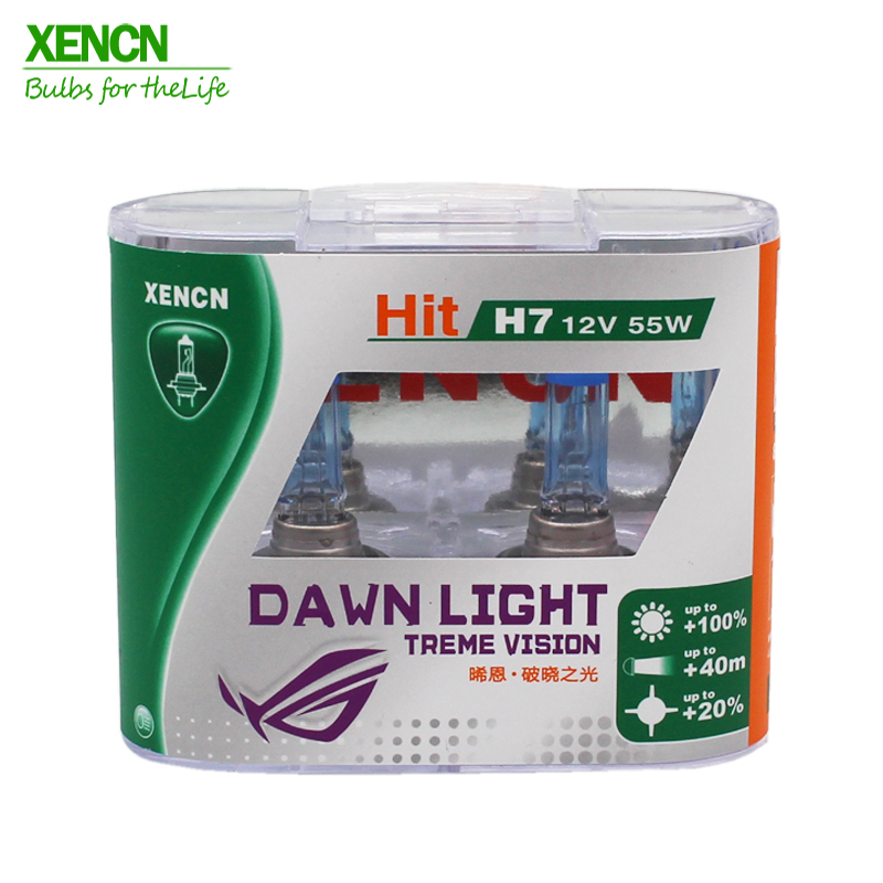 XENCN H7 12V 55W 3800K Super Bright White Second Generation Dawn Light Replace Upgrade Lamp Car Bulbs for kia BMW AUDI TOYOTAXENCN H7 12V 55W 3800K Super Bright White Second Generation Dawn Light Replace Upgrade Lamp Car Bulbs for kia BMW AUDI TOYOTA