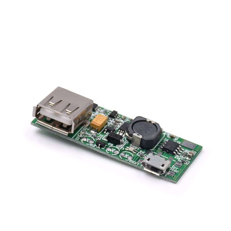 3.7V Li-ion Lithium Battery Mini USB To USB A Power Supply Module Board Charge Module 5V 1A