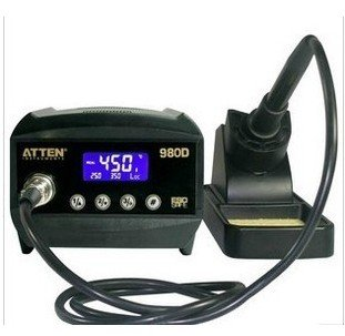 AT980D Soldering Station,80W, 150 ~ 450 C садовая химия zi jane plant protection station 38 200g 80%