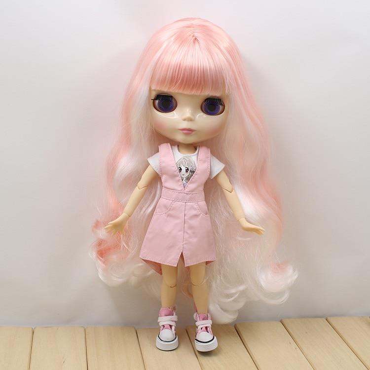 Neo Blythe Doll Apron Dress 7