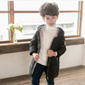 Baby Boy Girl Winter Jacket New Winter Creative Style Altman Children Jacket Boys Hooded Jacket with Glasses Girls Winter Parkas