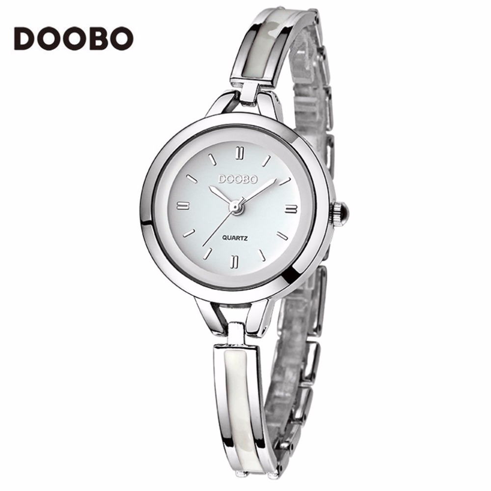 Подробнее о DOOBO Top Luxury brand Watch Women Quartz Wrist Watches Fashion Relojes Mujer Ladies Bracelet Montre Femme relogio feminino 2017 hodinky kimio brand fashion women analog quartz watch luxury ladies pearl crystal wrist watch relojes mujer montre femme