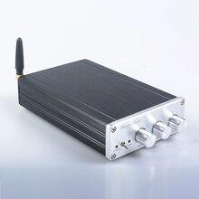 Бриз аудио BA10C TPA5613 Hifi 2,1 Bluetooth 4,0 75 Вт * 2 + 150 Вт сабвуфер цифровой аудио усилитель мощности алюминиевый усилитель DC18-32V