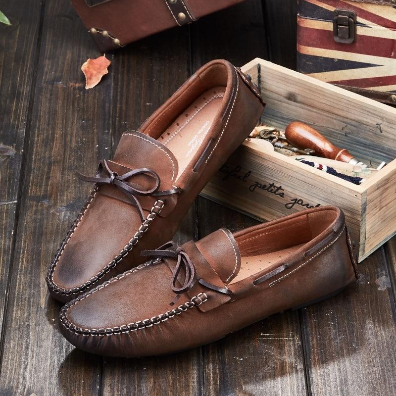 Para Durável Condução Preto Mens Mycolen Homens Mocassins Luxo Sapatos Praia Casuais Respirável Produto De brown Taxvwd