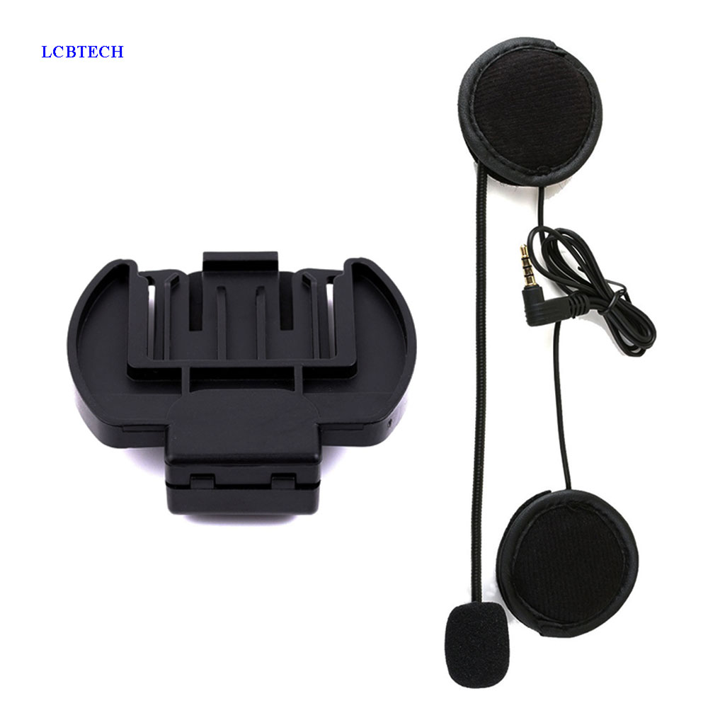 Bracket for 1000M BT Bluetooth Black Motorcycle Motorbike Helmet Intercom G0