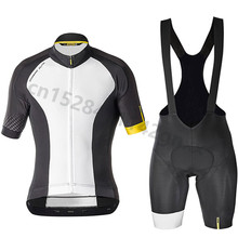 New Mavic 2019 Pro Team Cycling Clothing /Road Bike Wear Racing Clothes Quick Dry Men's Cycling Jersey Set Ropa Ciclismo Maillot все цены