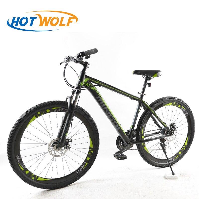 Vtt En Aluminium vtt 21 à vitesse variable vélo 29