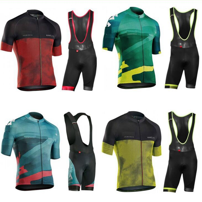 European nw team cycling game shirt 2018 New Jersey summer short-sleeved cycling clothing quick dry breathable can be customized