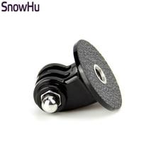 SnowHu for GoPro Accessories Mini  Monopod Tripod Holder Case Mount Adapter for Go Pro Hero 5 4 3+ SJ4000 Xiaomi yi Camera TP03