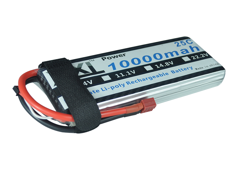 ФОТО XXL 2S 7.4V 10000mAh 25C Max 50C RC Lipo Battery 2S1P for RC Helicopter Traxxas Car Truck DJI Drone Airplane
