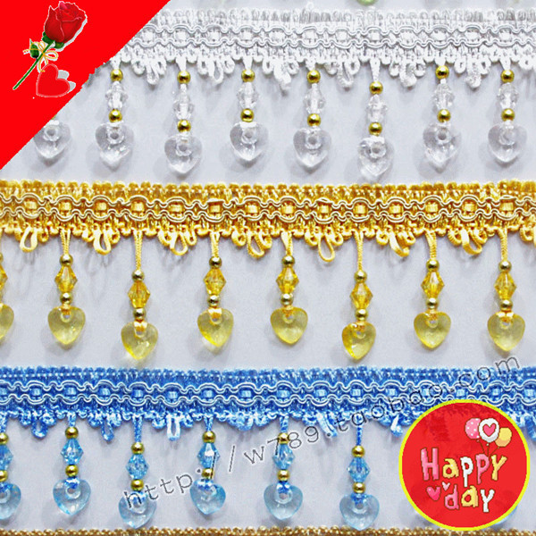 Online Buy Wholesale beaded fringe for curtains from China beaded ...