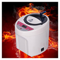NEW Steam Sauna Box Powerful 1000W 1.8L 9 Level Remote Controlled steam Generator Stainless Steel Steaming Vessel Steamer Pot