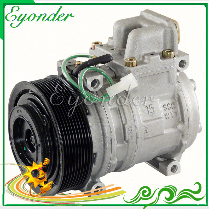 Cooling System Back To Search Resultsautomobiles & Motorcycles Orderly Ac A/c Compressor Cooling Pump 10pa15c 24v Pv9 For Mercedes Benz Mb Actros Diesel 3335 3343 3348 4140 A5412300111 A0002340811 A Wide Selection Of Colours And Designs
