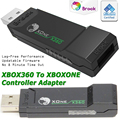 BROOK USB Super Converter For XBOX 360 To XBOX ONE Controller Adapter USE Your Xbox360 / XboxOne Controllers with your Xbox One