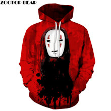 Print Hoodies Men Tracksuits Casual Male Cool Design Fashion Women Tops Drop Ship 3D Skulll Sweatshirts Pullover ZOOTOP BEAR(China)