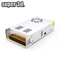 S 360 24 RoHS CE power supplier with temperature control 24V 360W 15A Standard quality & price for 3D printer CNC onderdelen
