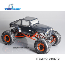 HSP HAMMER CLIMBER 4X4 RC CAR ROCK CRAWLER 1/10 ELECTRIC 4WD OFF ROAD CRAWLER FOUR WHEEL STEERING 94180T2