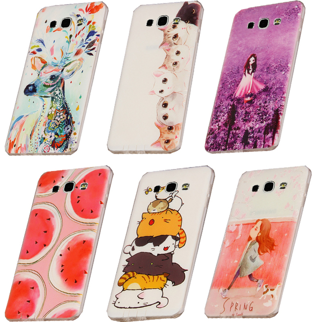 sports shoes ee9d0 046b1 US $2.99 |For samsung galaxy a8 Soft Back phone cases cover,3D Case For  samsung galaxy a8 cute cases A8000 100% BiNFUL-in Fitted Cases from  Cellphones ...