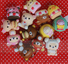 lot original packing soft kawaii squishy