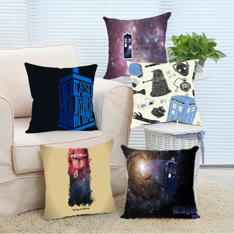 Online Shop Artifacts Doctor Who Throw Best Pillow Cover 40x40 40x40 Beauteous 20 X 20 Inch Pillow Covers