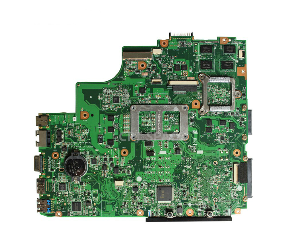 K43SD REV4.1 mainboard For Asus K43SD A43S K43S Laptop motherboard GT610M 2G REV:4.1 DDR3 USB3.0 mainboard fully tested 1