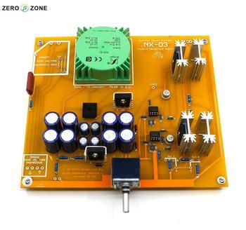 Assembled NX-03 Headphone Amplifier Board Base On Italy RudiStor NX03 Amplifier