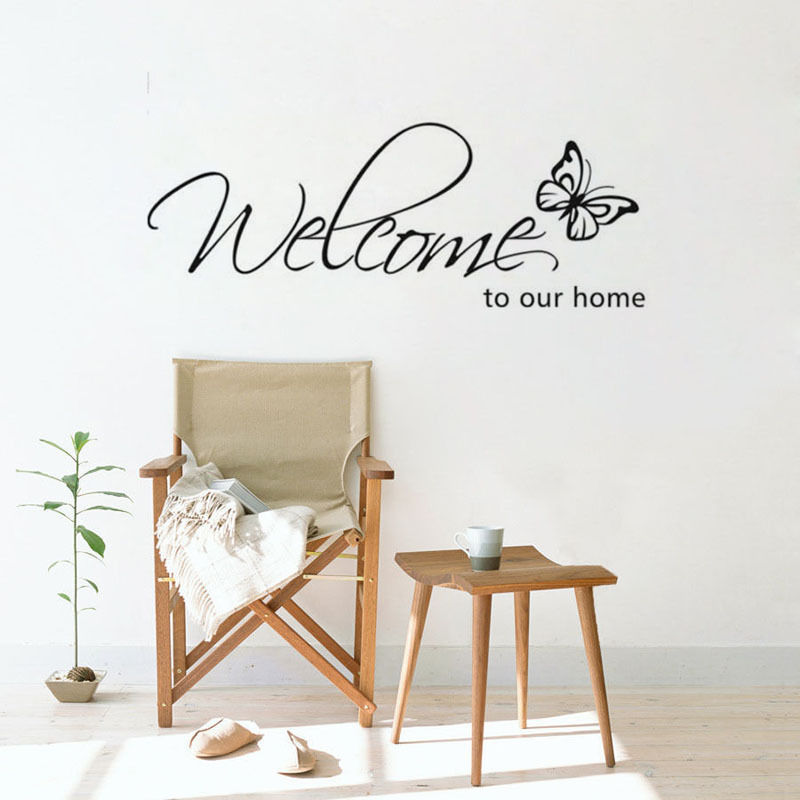 Perfect quality wall decals vinilos paredes welcome to our for Vinilos pared aliexpress