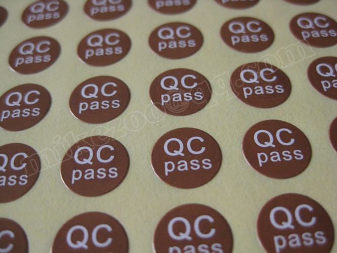 30000pcs lot 10mm brown red orange blue purple green QC PASS Self adhesive sticker for plant