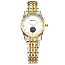 Top Luxury Brand Ladies Watches Fashion Dress Quartz Watch Stainless Steel Watchband 3Bar Waterproofing relogio feminino BARIHO