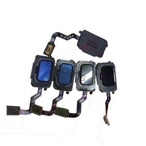 Image 3 - Câble flexible de bouton de Menu à la maison de capteur dempreinte digitale didentification de contact pour Samsung Note 8 pièces de rechange pour lempreinte digitale de Samsung note 9